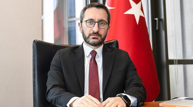 Fahrettin Altun: Kalan tüm terörist liderleri ortadan kaldırmanın zamanı geldi