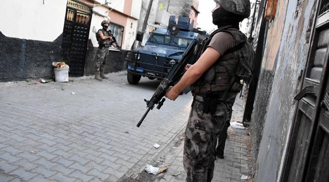 Ankarada DEAŞ operasyonu: Yabancı uyruklu 20 şüpheliye gözaltı