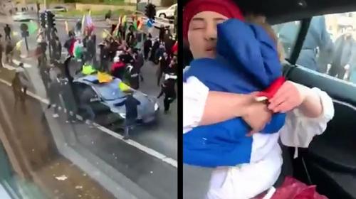 Norveç'te saldırıya uğrayan Türk aile TRT Haber'e konuştu