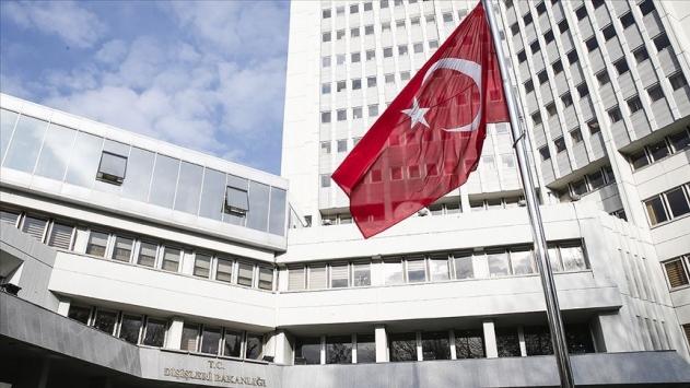 Terörist Ferhat Abdi Şahinin iade dosyası Dışişleri Bakanlığında