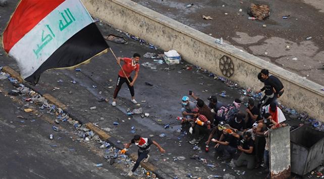 Bağdatta sokağa çıkma yasağı ilan edildi