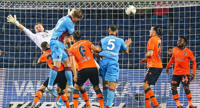 Trabzonsporun galibiyet serisi son buldu