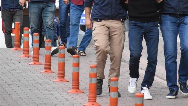Konyada DEAŞ operasyonu: 9 gözaltı