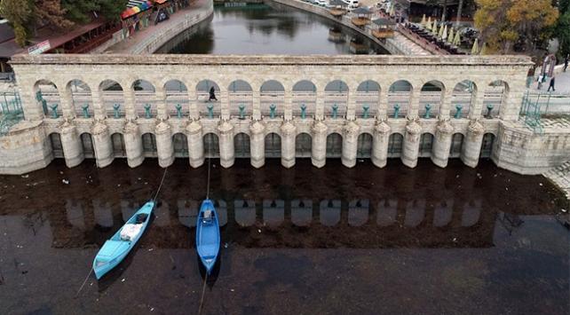 Konyada tarihi köprüler zamana meydan okuyor