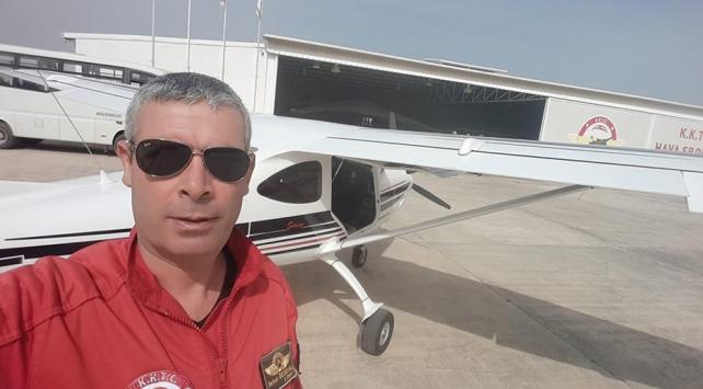 KKTCde eğitim uçağı düştü: 2 ölü