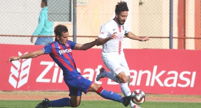 Antalyaspor penaltılarda turladı