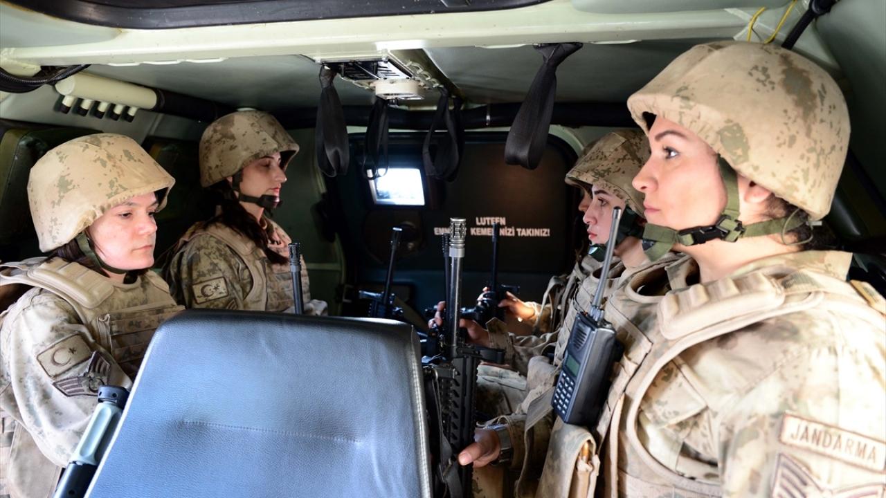 Terör ve kaçakçılıkla mücadelenin kadın kahramanları
