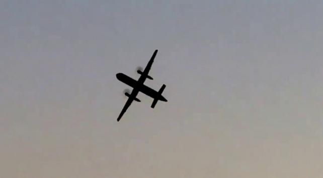 ABDde küçük uçak düştü
