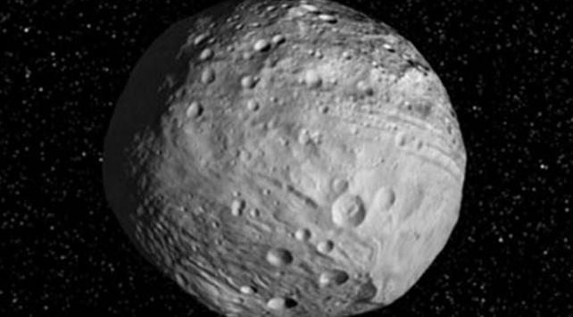 "Hygiea Asteroidi ""cüce gezegenliğe"" terfi edebilir"