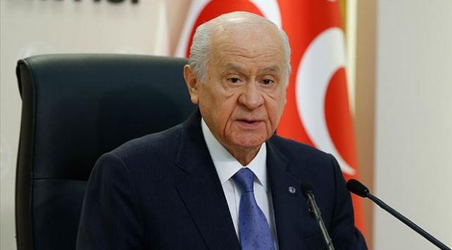 MHP Genel Başkanı Bahçeliden ABDye tepki: Tek kelimeyle hükümsüzdür