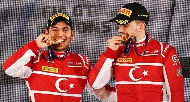 Türk pilotlar FIA Motor Sporları Oyunlarında