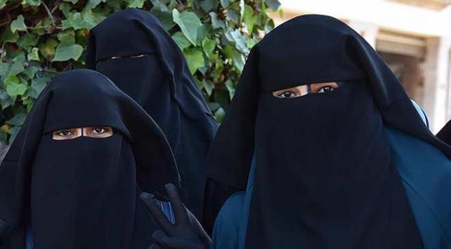 İtalyada burka ve peçe yasağına yapılan itiraz reddedildi