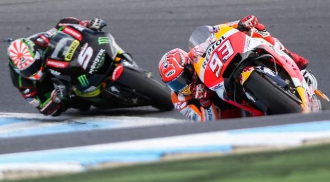 MotoGP heyecanı hafta sonu Malezyada