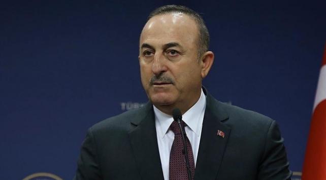 Bakan Çavuşoğlu: Teröristlerin 30 kilometre çıkarılmasında Kamışlı dahildir