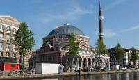Amsterdam'da minaresi olan tek cami: Ayasofya Camii