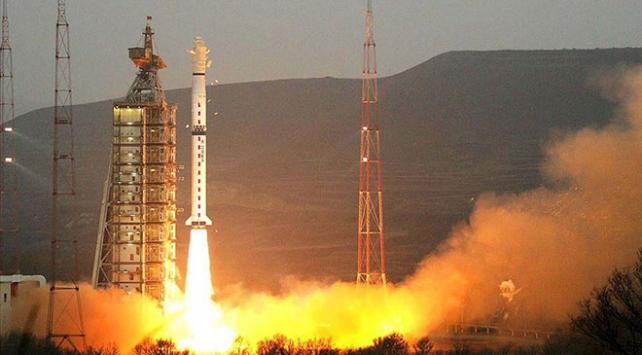 Çin yer gözlem uydusu Gaofın-7yi uzaya fırlattı