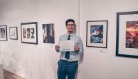 Türk fotoğrafçı İbrahim Boran'dan ABD'de ikincilik