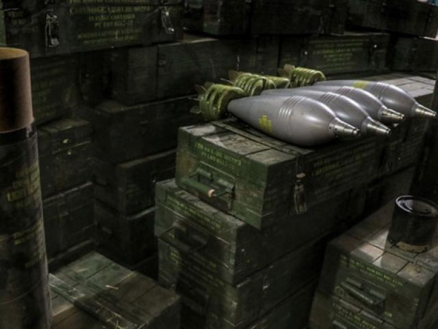 PKK/YPGnin silah depolarında ABDnin havan topları bulundu