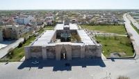 Görkemli mimarisiyle Sultanhanı Kervansarayı
