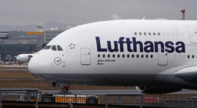 Lufthansada kabin personeli 2 günlük greve gidiyor