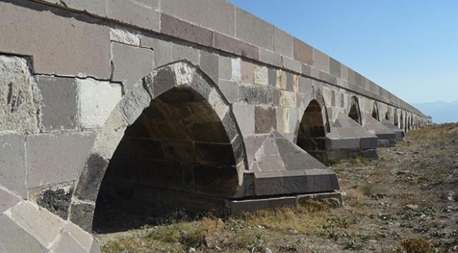 Mimar Sinanın elinin değdiği köprü: Kırkgöz