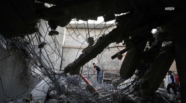 İsrail Doğu Kudüste Filistinlilere ait bir evi yıktı