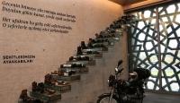Şehitlerin ayakkabıları Hafıza 15 Temmuz'da toplanıyor