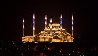Taksim Camii'nin inşasında sona yaklaşılıyor