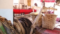 150 yıllık eşyalar köy müzesinde sergileniyor