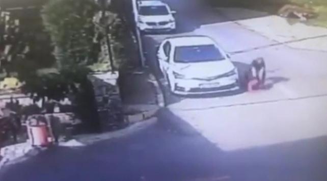 Otomobiline çekirdek atan çocuğu döven sürücüye hapis cezası