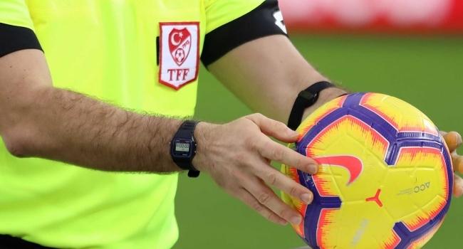 Süper Ligde 11. haftanın hakemleri açıklandı