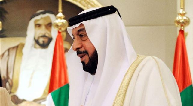 Al Nahyan, 4. kez Birleşik Arap Emirlikleri Devlet Başkanı seçildi