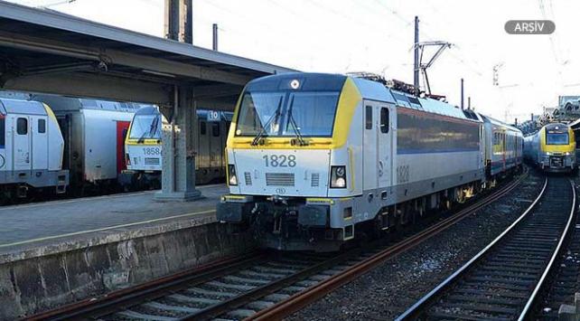 Belçikada şarbon paniği: Tren boşaltıldı
