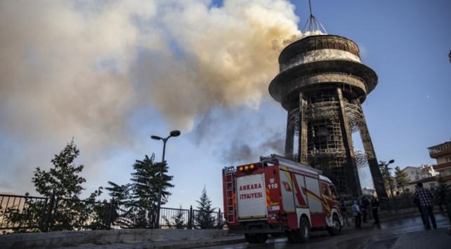 Ali Kuşçu Gökbilim Merkezindeki yangında sabotaj izi