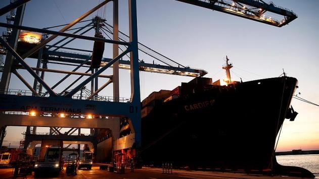 Doğu Karadenizin 10 aylık ihracatı yüzde 19 arttı