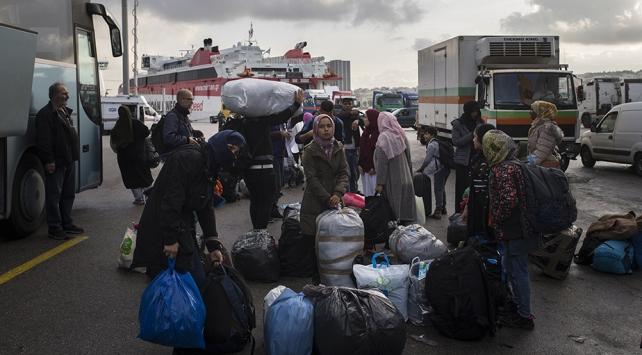 2019da 373 bin 468 düzensiz göçmen yakalandı