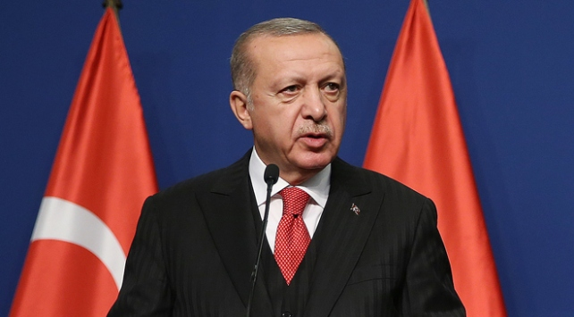 Cumhurbaşkanı Erdoğan: Bağdadinin en son 13 tane en yakın çevresini de yakaladık