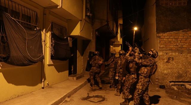 Adanada şafak vakti DEAŞ ve El Kaide operasyonu