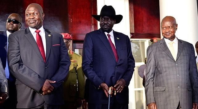 Güney Sudanda geçiş hükümeti 100 gün ertelendi