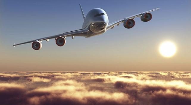 180 milyondan fazla kişi seyahatlerinde hava yolunu tercih etti