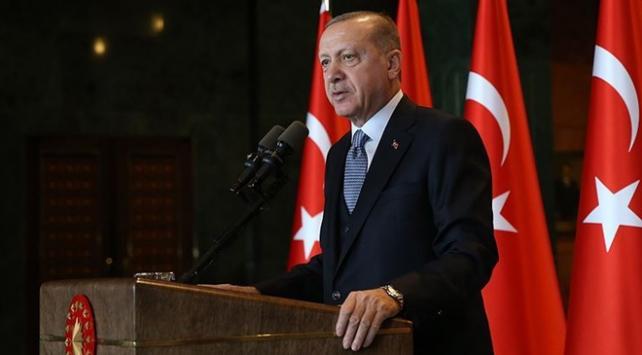 Cumhurbaşkanı Erdoğan: Barış Pınarı Harekatı kesinlikle devam edecek