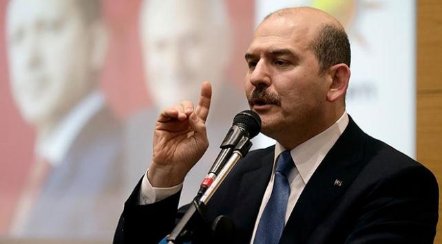 Bakan Soylu: DEAŞlıları vatandaşı oldukları ülkelere pazartesiden itibaren göndereceğiz