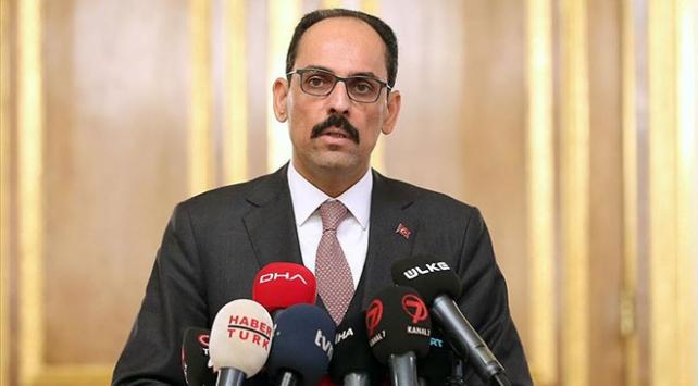 Kalın: Almanya, Fransa, İngiltere ile Suriye zirvesi için mutabık kalındı