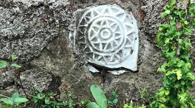 Bartında Roma dönemine ait tarihi eser ele geçirildi