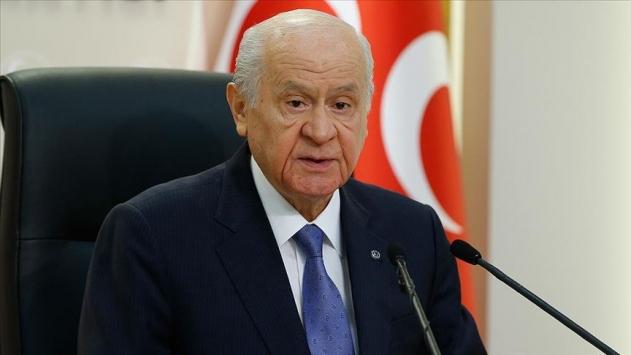 MHP Genel Başkanı Bahçeliden UEFAya tepki: Ön yargı ve küstahlıktır
