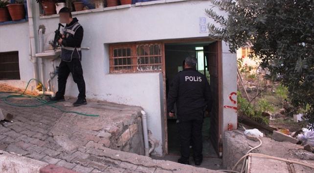Osmaniyede DEAŞ operasyonu: 5 gözaltı