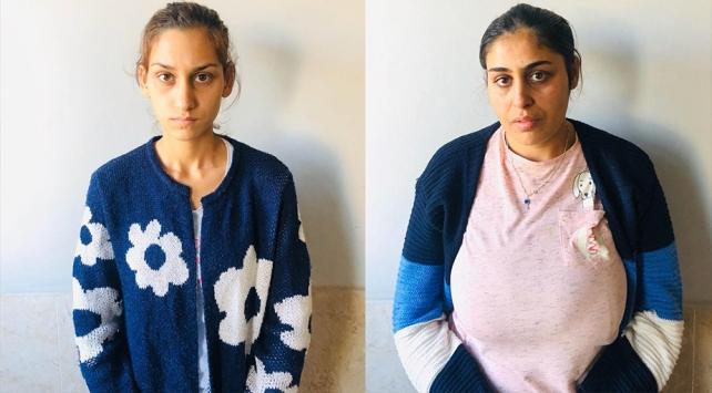22 suçtan aranan kız kardeşler Aydında yakalandı