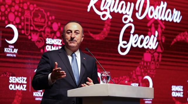 Dışişleri Bakanı Çavuşoğlu: Suriyede büyük bir oyunu bozduk