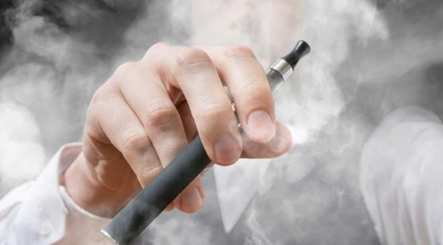 ABDdeki elektronik sigara rahatsızlıklarının sebebi bulundu
