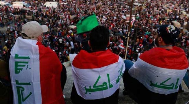 Irakın Basra kentindeki gösterilerde 2 kişi öldü